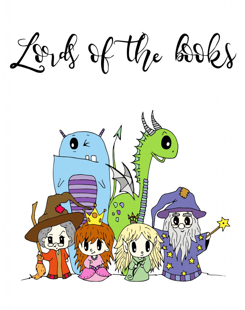 Lord of the books